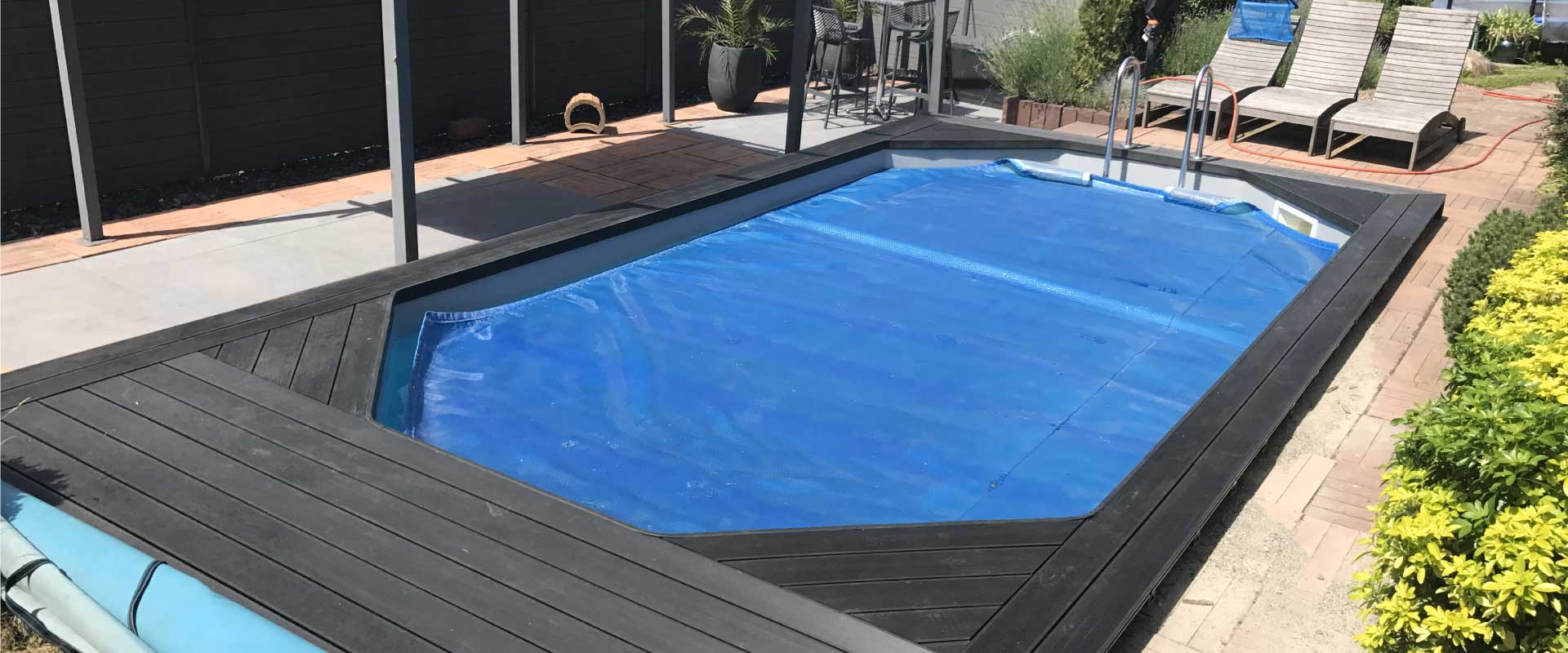 Accueil horti net for Piscine composite